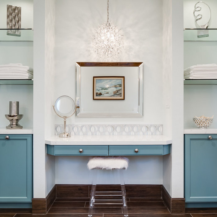 Elegant Solana Beach Master Bathroom Transformation