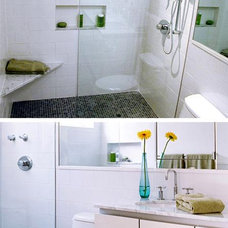 Contemporary Bathroom by agenciearchitects.com