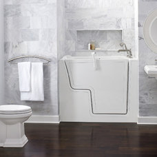 Transitional Bathroom by American Standard Brands