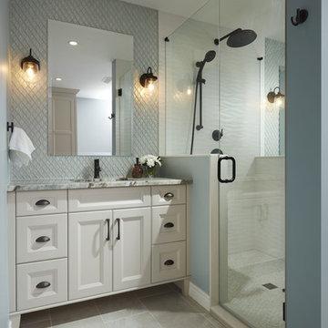 Ahh-inspired Bathroom