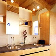 Modern Bathroom by Aidlin Darling Design, LLP
