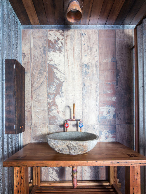 Industrial Bathroom And Cloakroom Design Ideas Renovations Photos