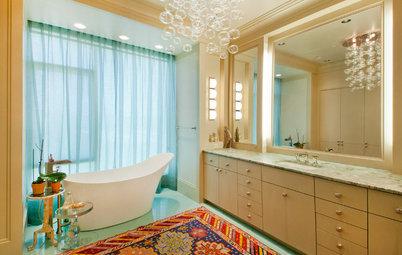 Shop Houzz: Turn a Boring Bathroom Into an Inviting Retreat