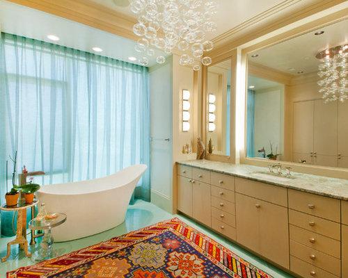 Bathroom Light Fixtures Houzz bubble light fixtures | houzz