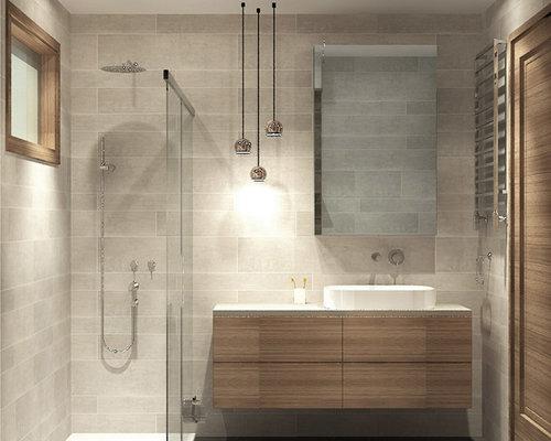 Small Modern Bathroom Design Ideas, Remodels & Photos