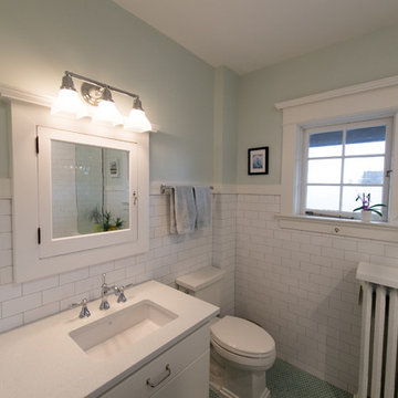 Alameda Prairie-Style: Gourmet Kitchen & Baths
