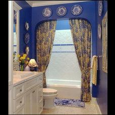 Traditional Bathroom by Emery & Associates Interior Design