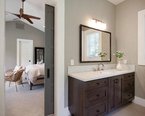 14 lowes wall panels Farmhouse Bathroom Design Photos with Dark Wood ...