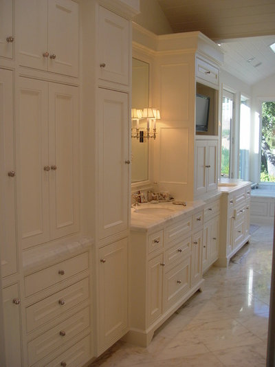 Custom Bathroom Vanity Legs a furniture look for your bathroom vanity