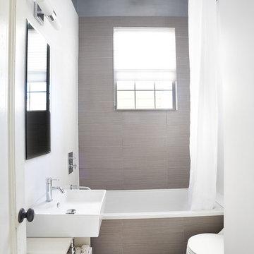 Alamo Square Guest Bathroom