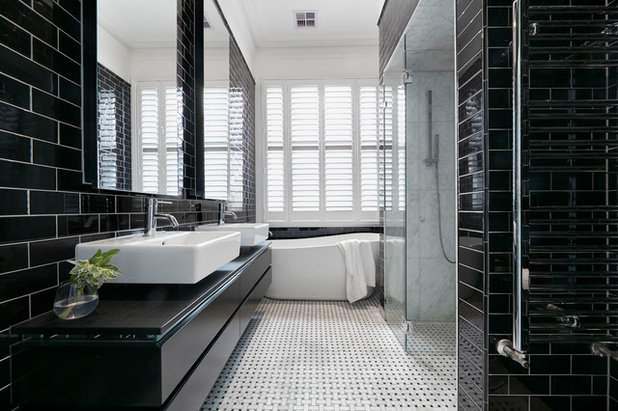 Contemporary Bathroom by MAYD Group Pty Ltd