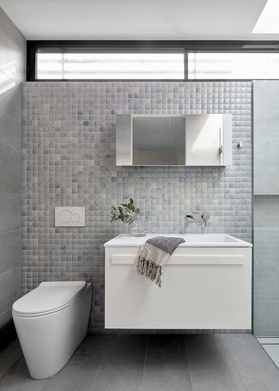 Contemporary Bathroom by Jane Cameron Architects
