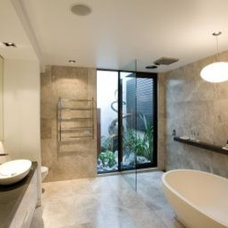 Contemporary Bathroom by Ducon Pty Ltd
