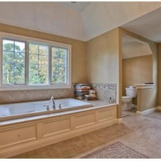 Bathroom by Lopilato Construction