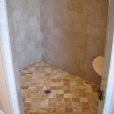 Traditional Bathroom by Travertine Group Imports