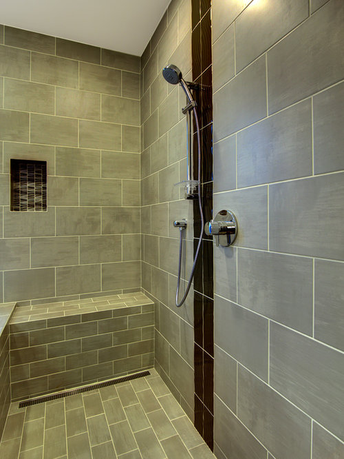 Walk In Shower With Seat Tub Shower Combo Design Ideas