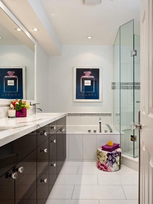 Salle de bain andy warhol chanel perfume bottle poster for Poster pour salle de bain