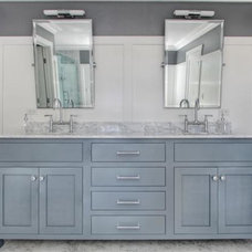Beach Style Bathroom by BeachWalk Homes