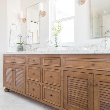 Alder Bathroom Cabinet