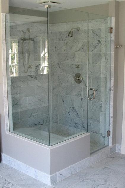 Contemporary Bathroom by Lori Shaffer
