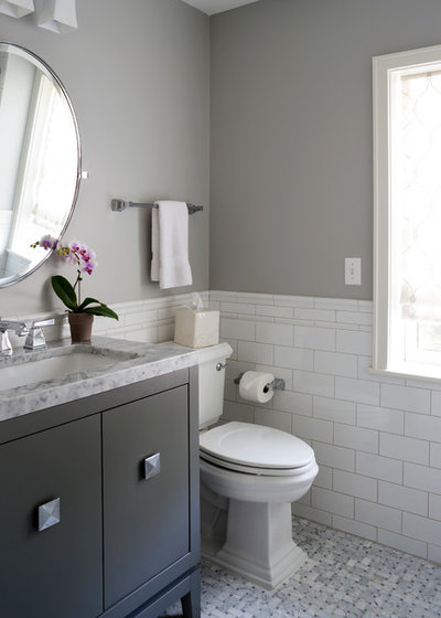 Traditional Bathroom by Cahill Design Build