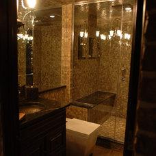 Traditional Bathroom by Dennis Foote