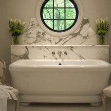 Traditional Bathroom Alicia Long