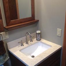 Traditional Bathroom by Lowe's of Wareham, MA