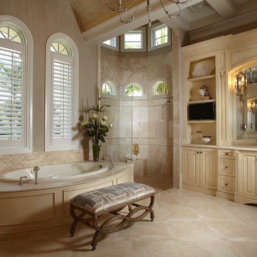 High Ceiling Decorating Ideas: High Ceiling Bathroom Ideas