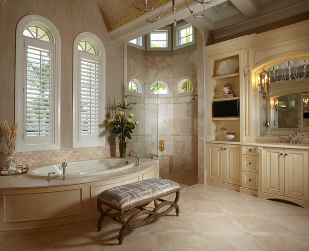 Traditional Bathroom by Freestyle Interiors