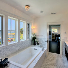 Traditional Bathroom by Vesna Somers, JD, Managing Broker