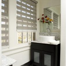 Contemporary Bathroom by Total Window, Inc.