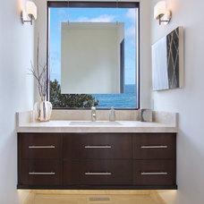 Southwestern Bathroom by Jeri Koegel Photography