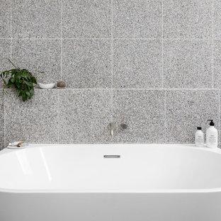 Alpha House Main Bathroom - Freestanding Bath