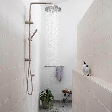 Alpha House Main Bathroom Upstairs Shower