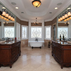 Traditional Bathroom by Direct Build Home Improvement & More