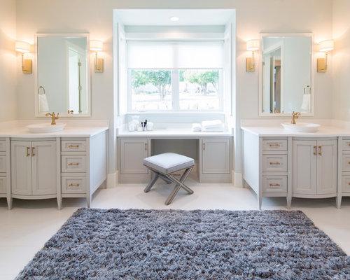 Gable dormer window bathroom design ideas renovations for Bathroom dormer design
