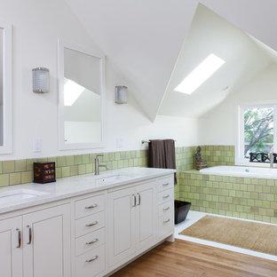 Alpine White Bathroom