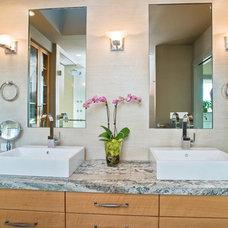 Traditional Bathroom by Prescott Design Studio, LLC