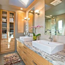 Traditional Bathroom by Prescott Design Studio, LLC