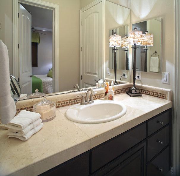 Contemporary Bathroom by Gates Interior Design