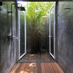 tropical bathroom Amazing Shower