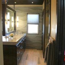 Contemporary Bathroom by Haven