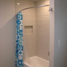 Traditional Bathroom by Home Renovation plus Construction, LLC