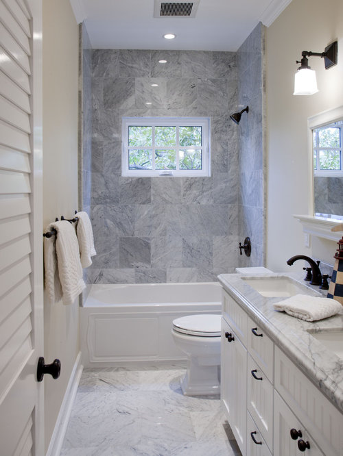 Beach Style Bathroom Design Ideas, Remodels & Photos