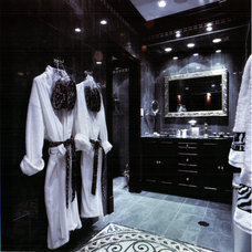 Traditional Bathroom by American & International Designs, Inc.