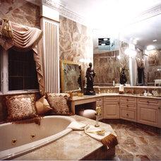 Traditional Bathroom by American & International Designs, Inc.