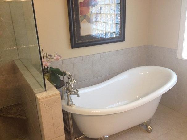 Traditional Bathroom by Lowe's of Gastonia, NC