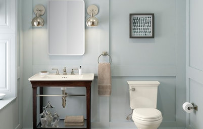 Freshen Up! 5 Ways to Bring Your Bathroom Into the New Decade