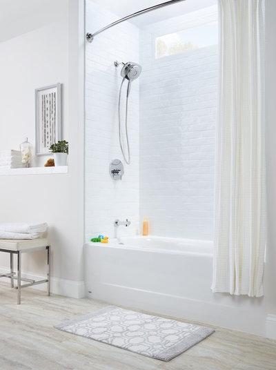 Contemporary Bathroom by American Standard Brands